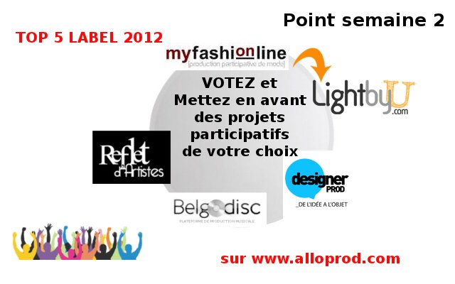 Top Label semaine 2