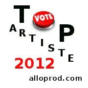 Top Artiste 2012
