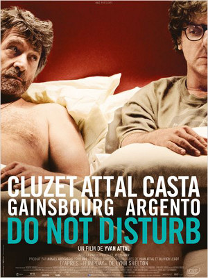 Film Do not disturb