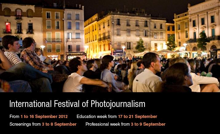 Photojournalisme Perpignan 2012
