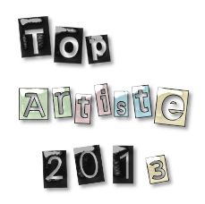 Top Artiste Participatif 2013