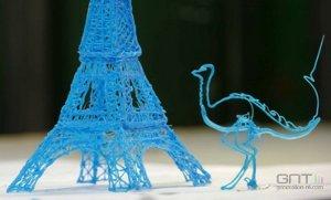 Le 1er stylo 3D