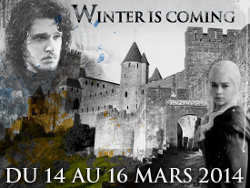 Carcassone - Convention Game of Thrones