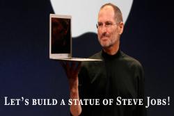 Statut Steve Jobs