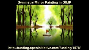 Symmetry GIMP