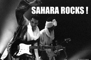 Sahara Rocks