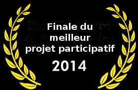 Top Projet Participatif 2014