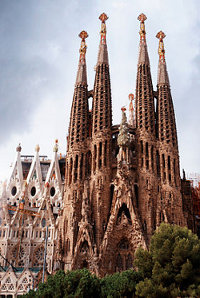Photo de la Sagrada Familia