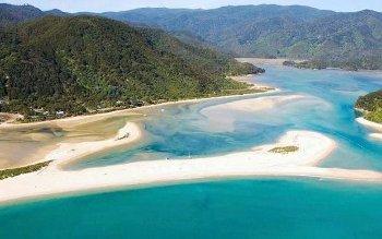 Awaroa Beach