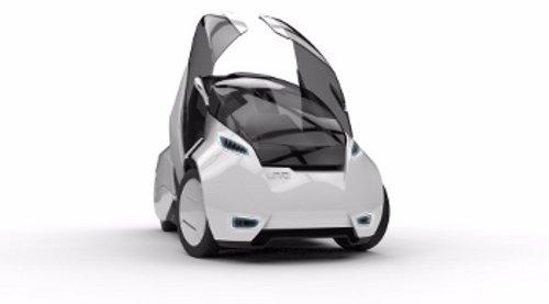 La voiture du futur UNITI