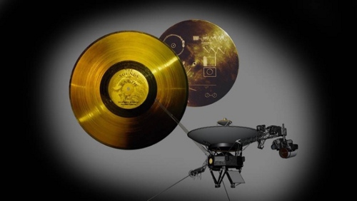 Le Vinyle de l'espace