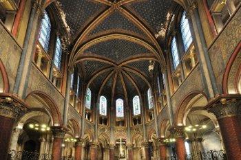 Chœur des moines église saint-germain des prés