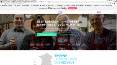 page accueil tudigo