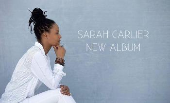Sarah CARLIER new album