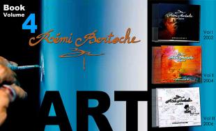 Bertoche un nouveau livre Art volume 4